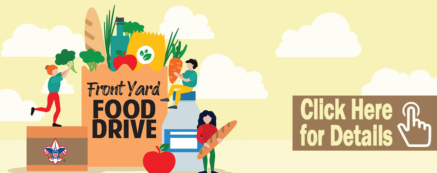 Banner Food Drive