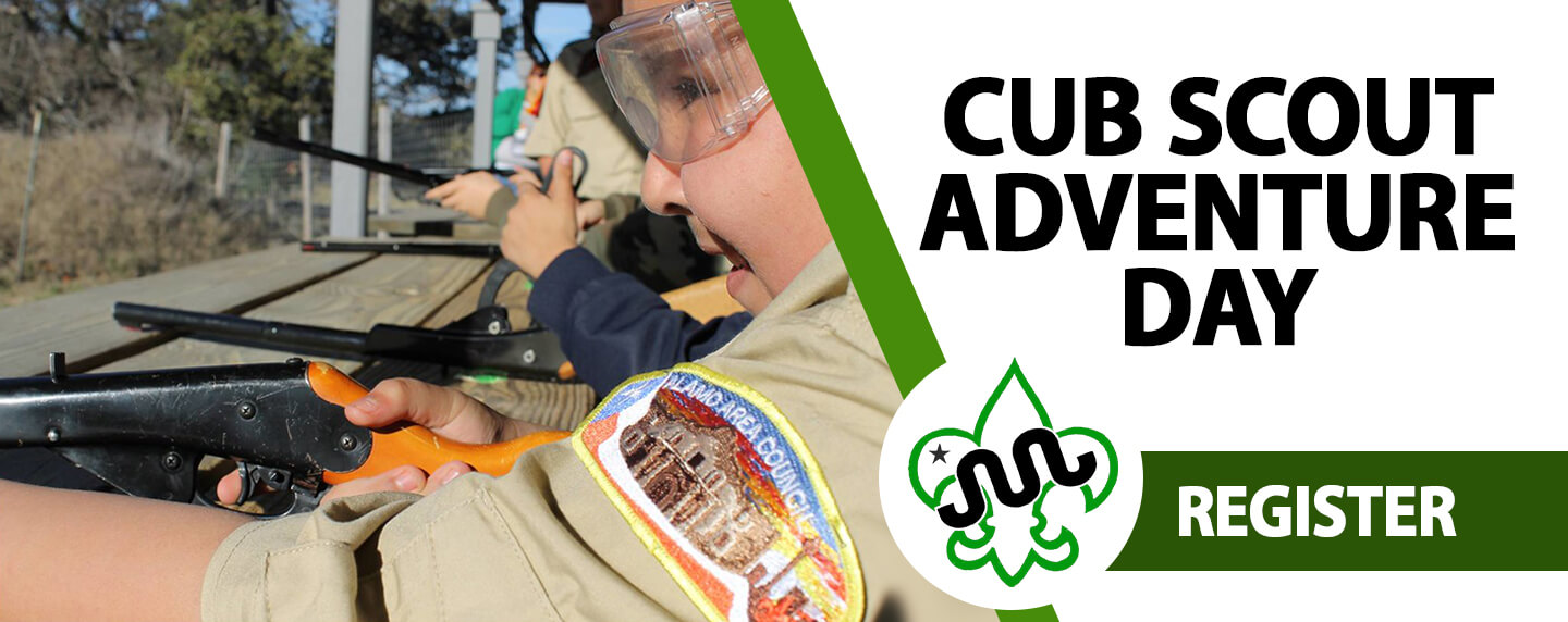 Cub Scout Adventure Day _ Mays Family SR