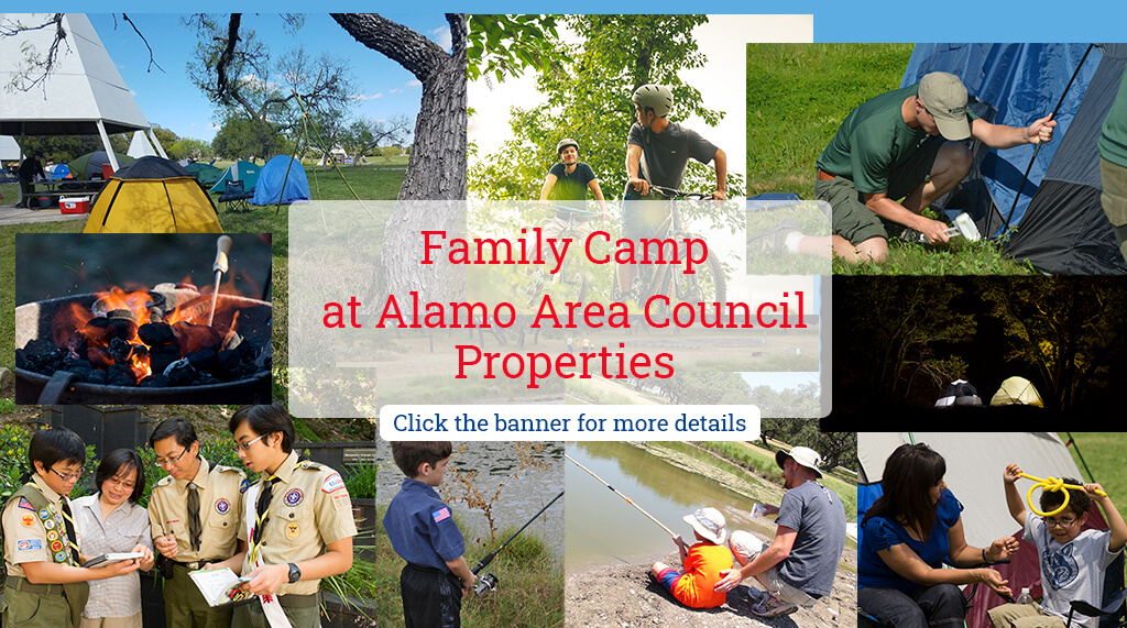 Family Camp at AAC Properties