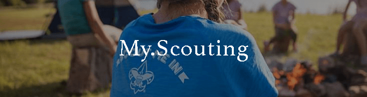 My.Scouting Banner